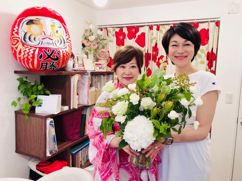 「私のお姉さま~やすとみさんと、綾乃ちゃんと、コラボ~」