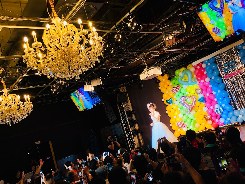 「渡辺美奈代様、50歳記念ライブへ突撃して参りましたーーーッ٩(๑❛ᴗ❛๑)۶」