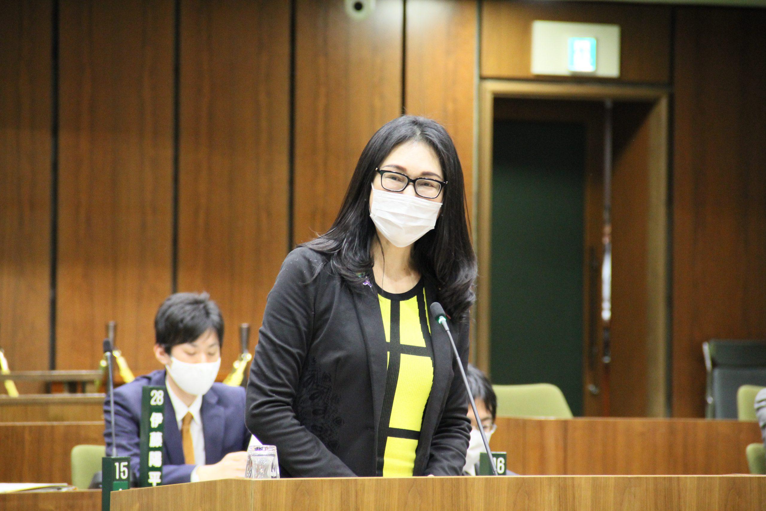 「生活保護における扶養照会について~令和3年第1回定例会本会議一般質問ご報告2-1~」