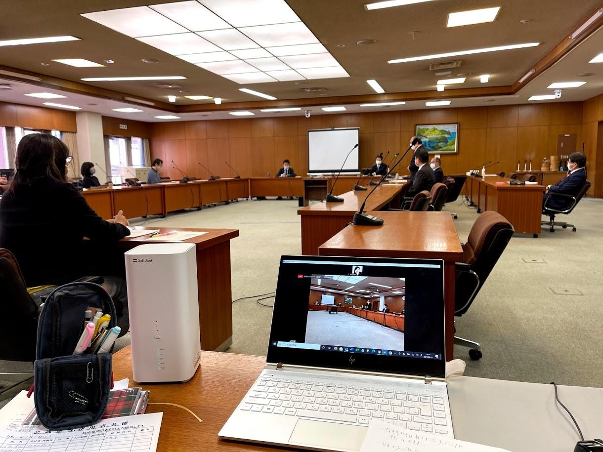 弁護士 尾林芳匡先生をお迎えした学習会「PFIと公園・水道の民営化」、無事に終了しましたーーーッ(*˘︶˘*).。.:*♡