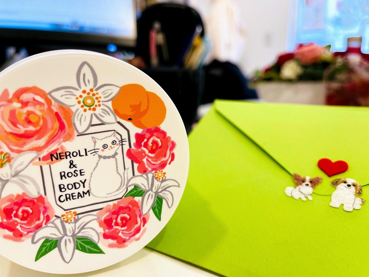 「本日は臨時議会が開催されました~イラストレーター・竹脇麻衣さんからプレゼントも( ´艸`)~」